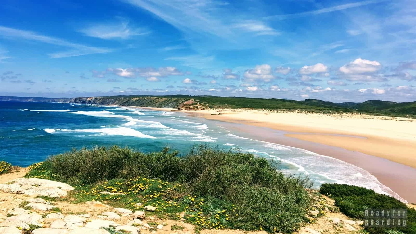Portugalia – plaże Algarve (galeria zdjęć)