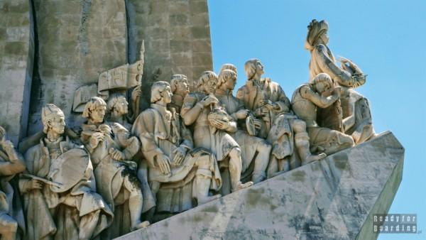 Pomnik Odkrywców, Belem