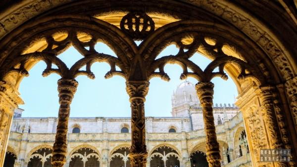 Mosteiro dos Jerónimos - Belem, Lizbona