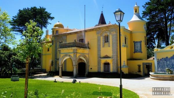 Museu Condes de Castro Guimarães, Cascais