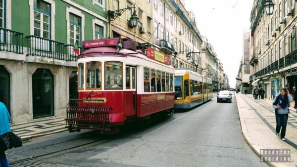 Baixa, Lizbona