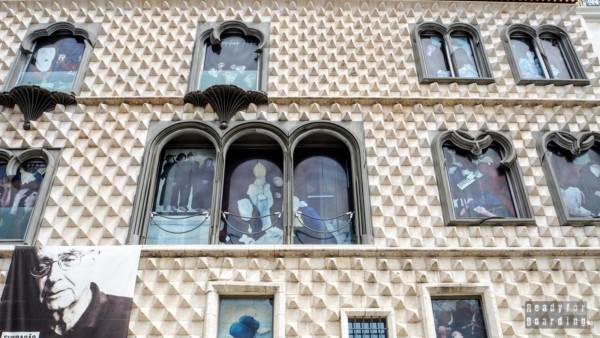 Casa dos Bicos (Dom Kolców) - Lizbona