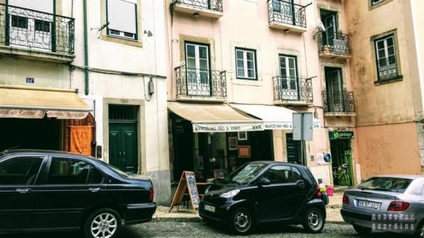 Lizbona - Marcelino Pao e Vinho