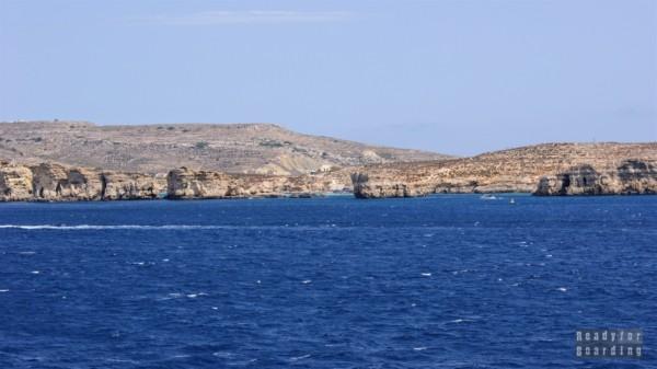 Comino i Niebieska Laguna - Malta
