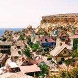 Malta – Plaże na Malcie i Wioska Popeya