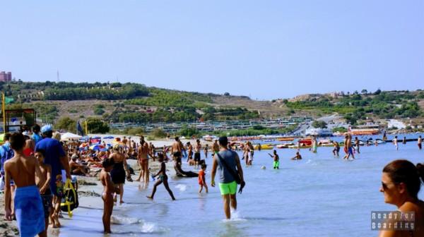 Mellieha Bay - Malta