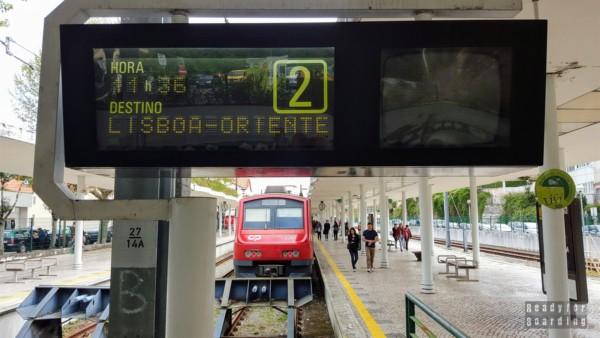 Dworzec w Sintrze