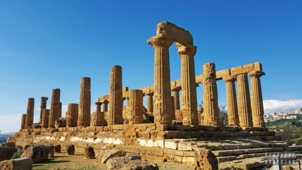 Tempio di Giunone, Agrigento - Sycylia
