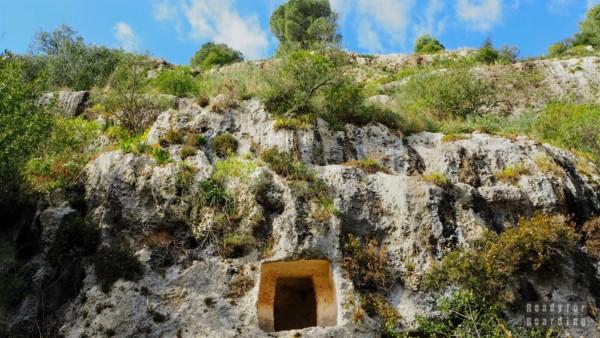 Necropoli di Pantalica - Sycylia