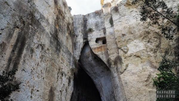 Ucho Dionizjosa, Syrakuzy - Sycylia
