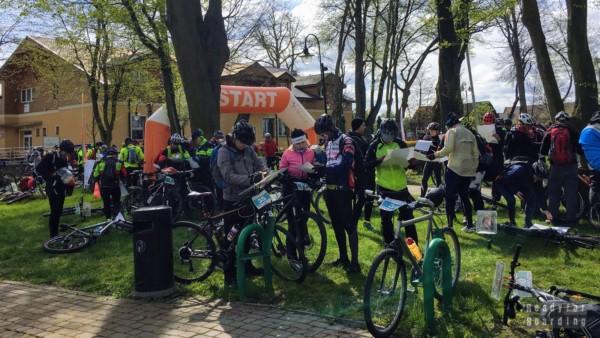 Rajd Bike Orient Powiat Wieruszowski