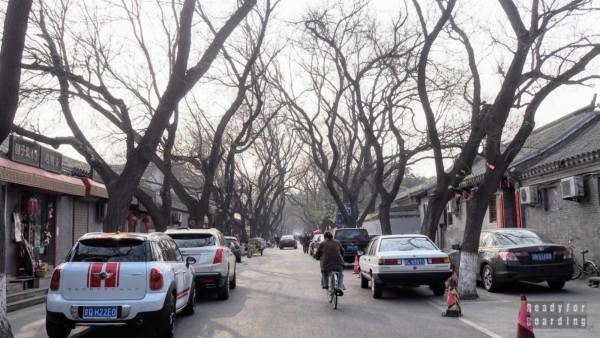 Droga do Światyni Konfucjusza, Pekin