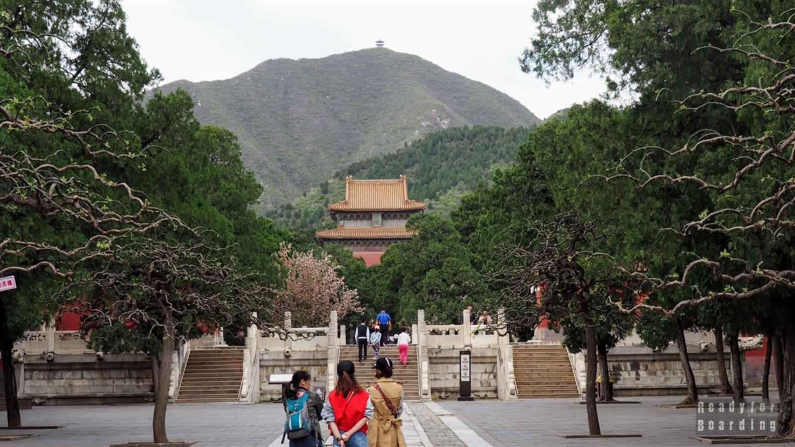 Pekin - Grobowce dynastii Ming (galeria zdjęć)