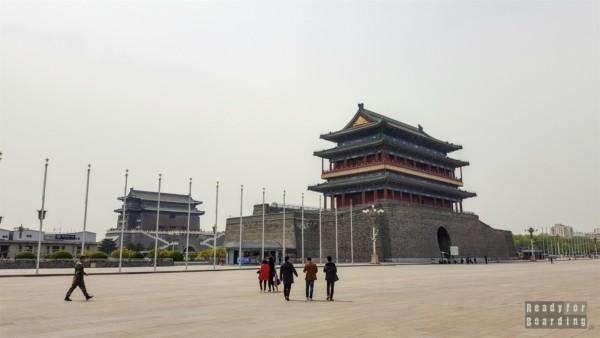 Brama Na Wprost Słońca, Plac Tiananmen, Pekin