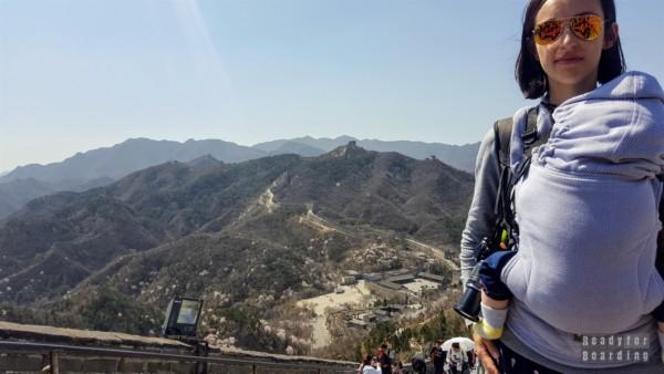 Wielki Mur Chiński, Badaling