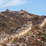 (Zatłoczony?) Wielki Mur Chiński