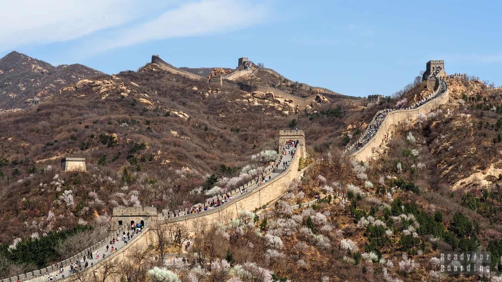 Wielki Mur Chiński (galeria zdjęć)