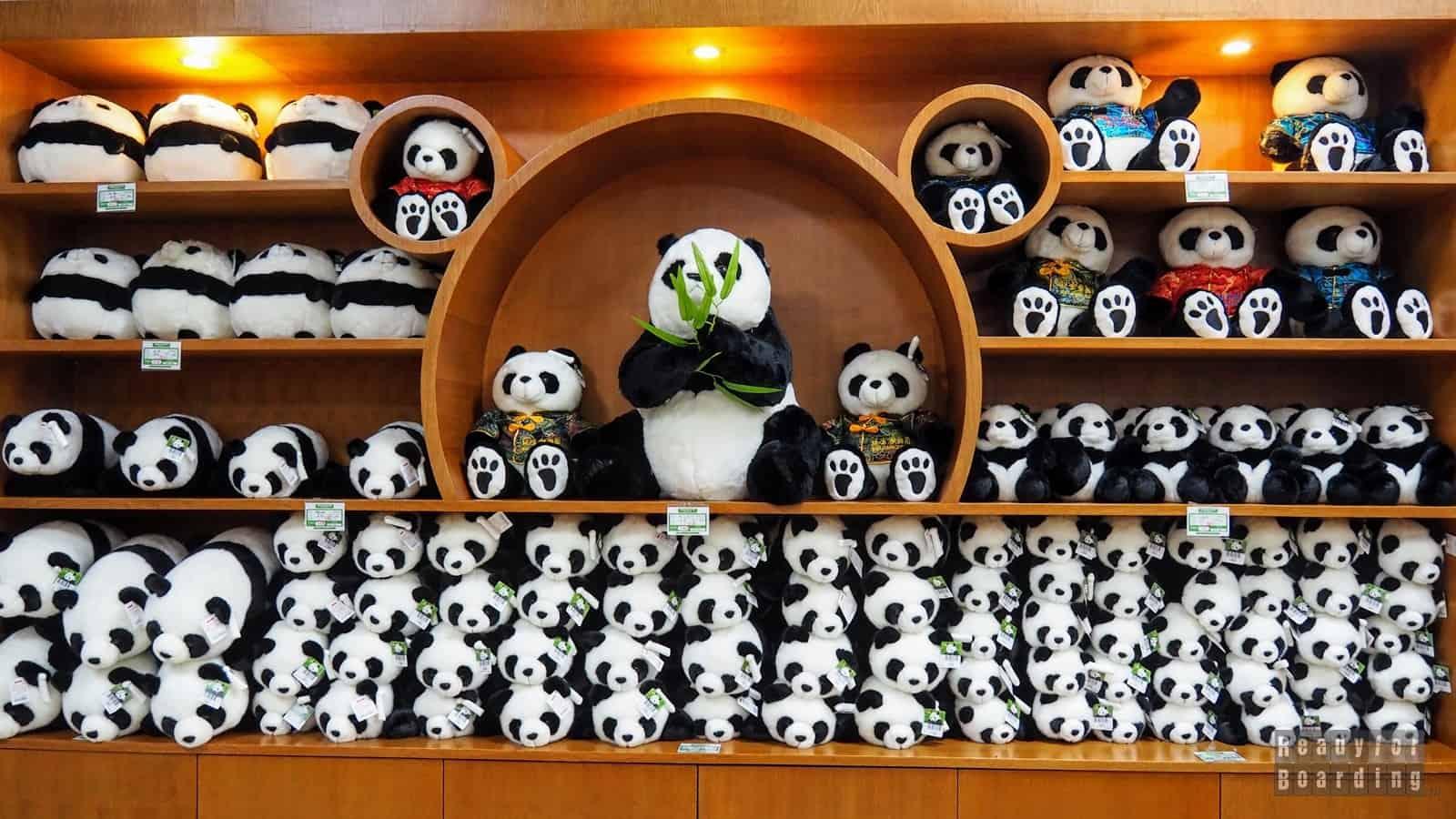 Pamiątki w zoo w Pekinie, Chiny