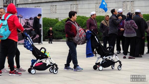 Dzieci w Pekinie