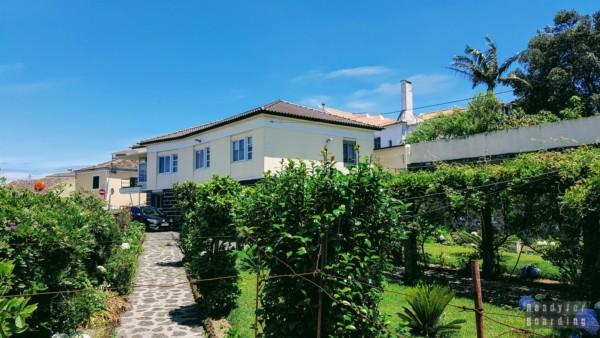 Nocleg na Azorach