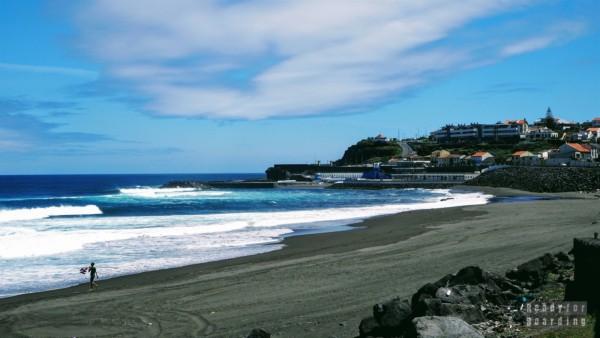 Praia do Monte Verde, Ribeira Grande, Azory