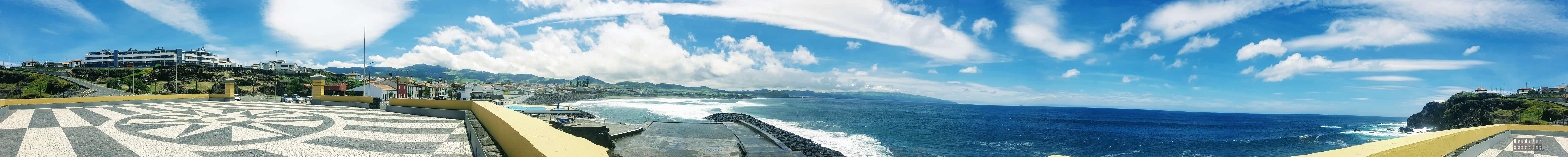 Panorama: Ribeira Grande, Azory