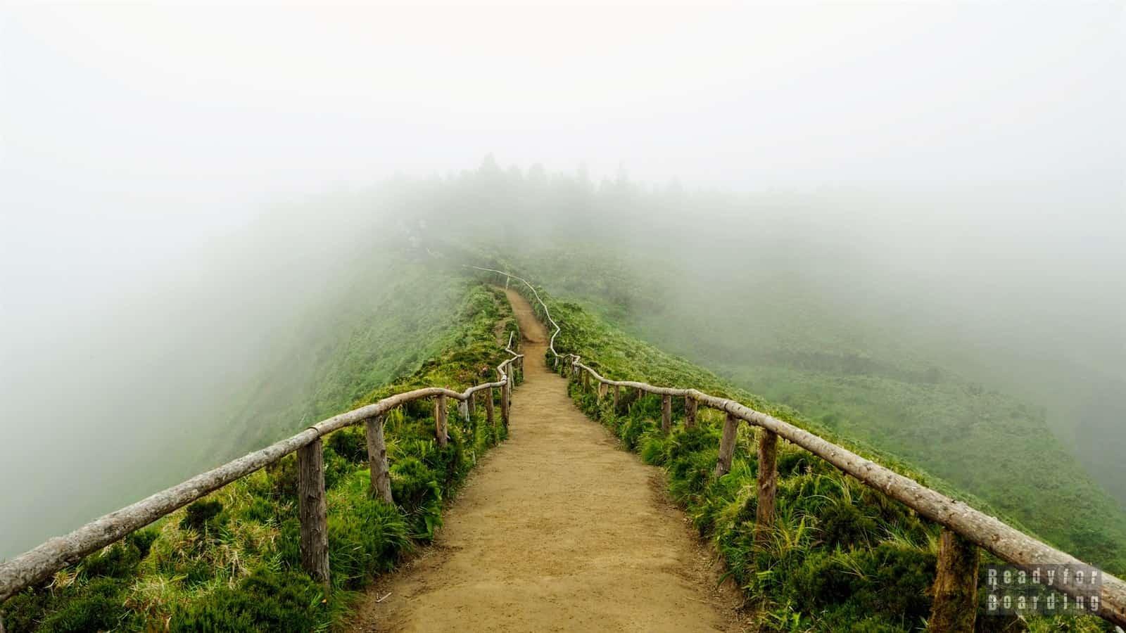 Azory - Sete Cidades i naturalne baseny (galeria zdjęć)