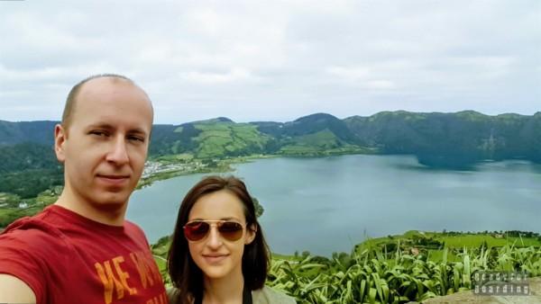 Lagoa Azul, Azory