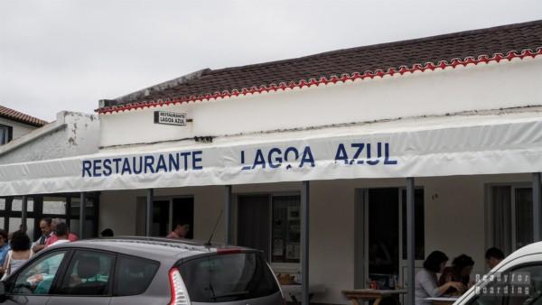 Restauracja w Sete Cidades, Azory