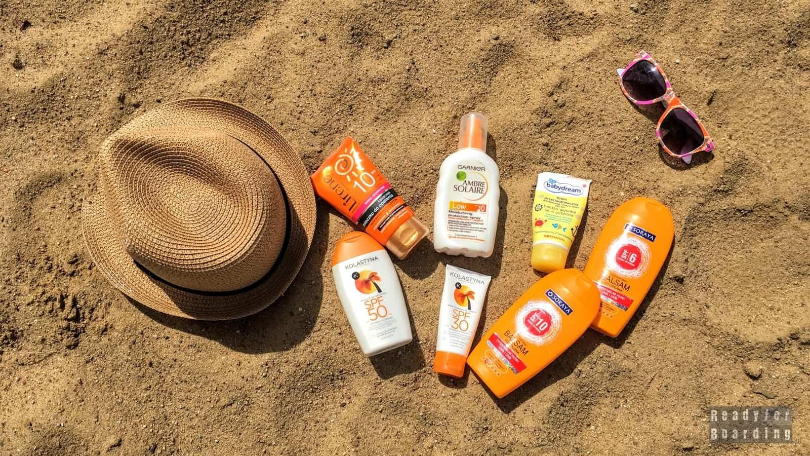 Jak ochronić skórę swoją i dziecka przed słońcem?