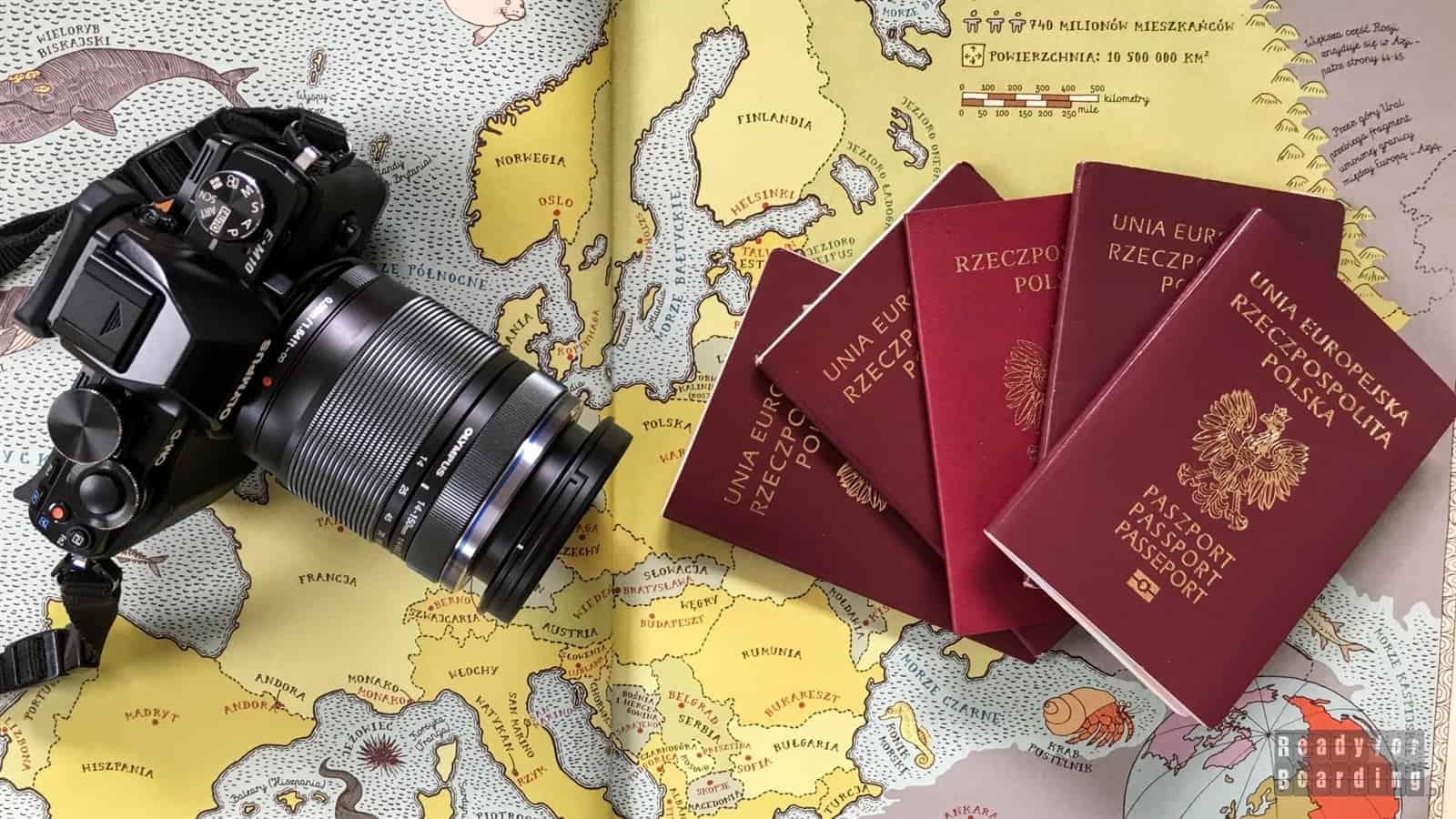 Jak wyrobić paszport dla dziecka?