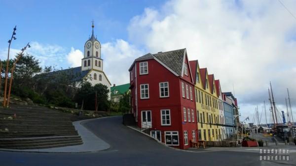 KatedraHavnar Kirkja w Tórshavn - Wyspy Owcze