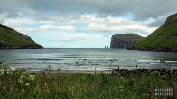Widok z Tjørnuvík, Streymoy - Wyspy Owcze