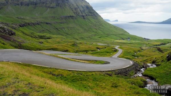 Droga do Norðradalur, Streymoy - Wyspy Owcze