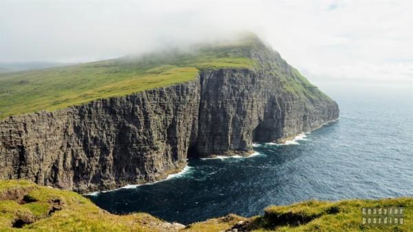 Wyspa Vágar - Wyspy Owcze