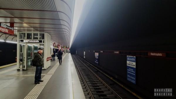 Metro, Wiedeń - Austria