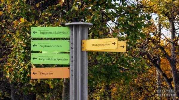 Schönbrunn - Wiedeń - Austria