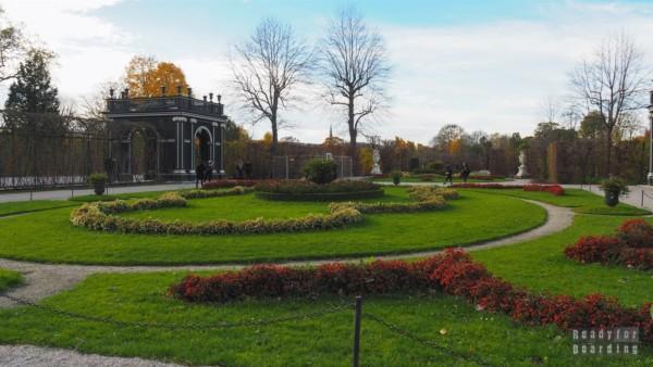 Pałac Schönbrunn, Wiedeń - Austria