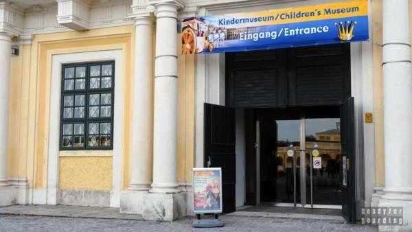 Muzeum dla dzieci w Schönbrunn, Wiedeń - Austria