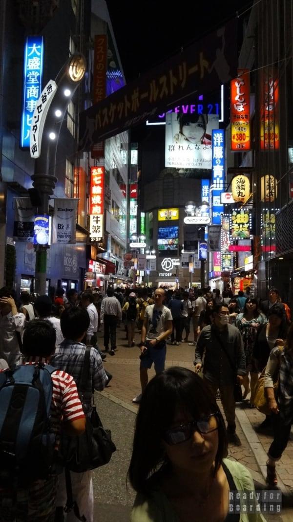 Shibuya - Tokio