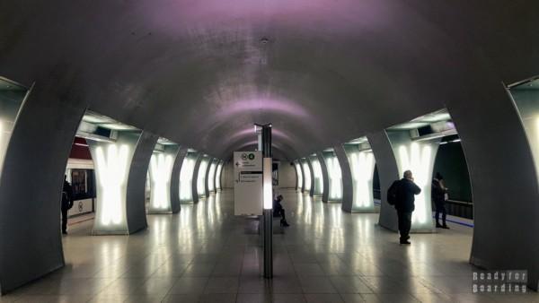 Metro w Budapeszcie - Węgry