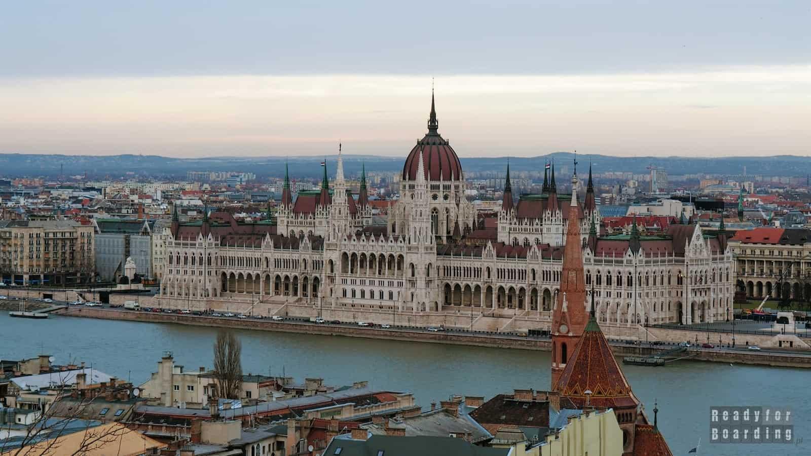 Budynek Parlamentu, Budapeszt - Węgry
