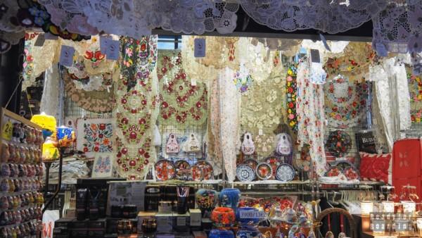 Hala Targowa Vásárcsarnok, Budapeszt - Węgry
