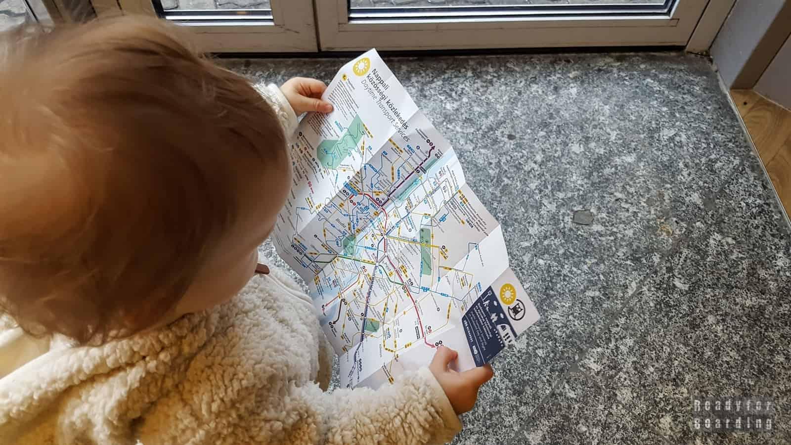 Budapeszt z dzieckiem - Węgry