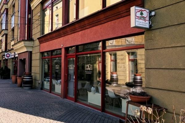 Restauracja Hamra, Łódź
