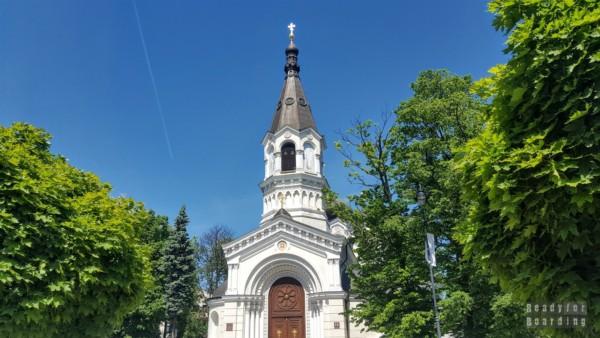 Cerkiew prawosławna pw. Wszystkich Świętych, Piotrków Trybunalski