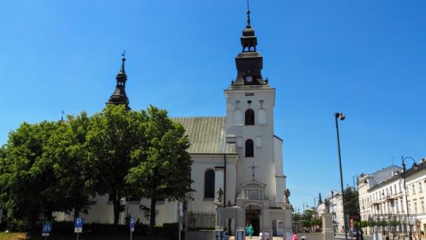 Sanktuarium Matki Bożej Piotrkowskiej, Piotrków Trybunalski