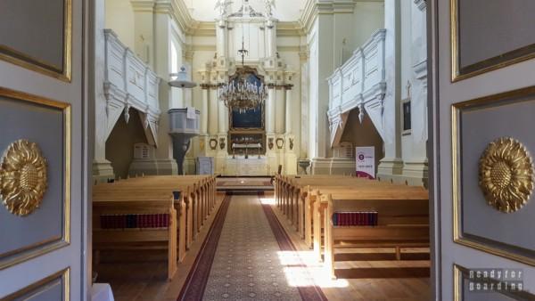 Kościoła Ewangelicko-Augsburskiego , Piotrków Trybunalski