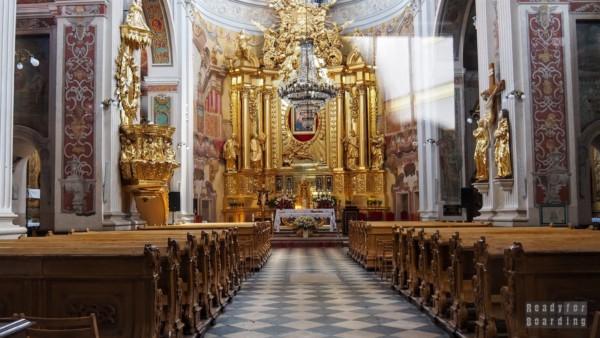 Sanktuarium Matki Bożej Trybunalskiej, Piotrków Trybunalski