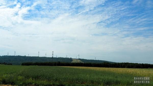 Góra Kamieńsk, Bełchatów i okolice